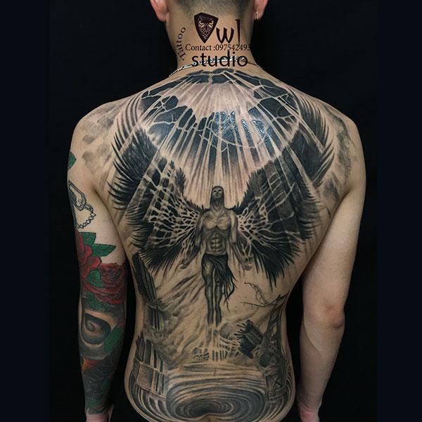 hai phong tattoo