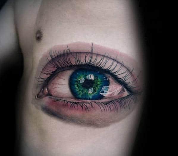 Ý tưởng hình xăm con mắt ý nghĩa (Phần 2)